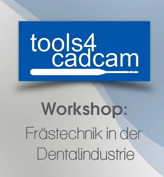 Workshop: Milling technology in the dental industry in our training center